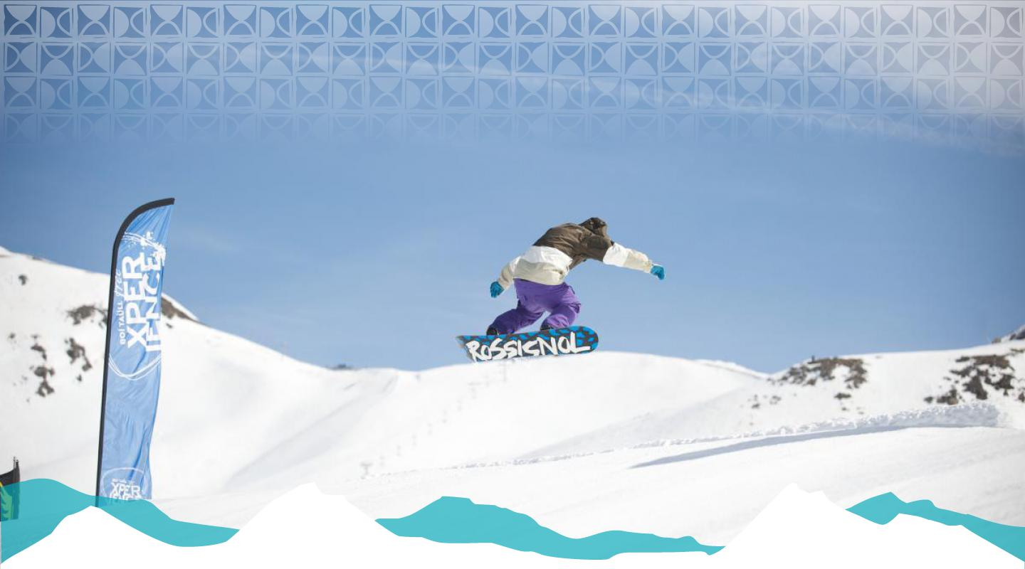 Freeride y Snow Park
