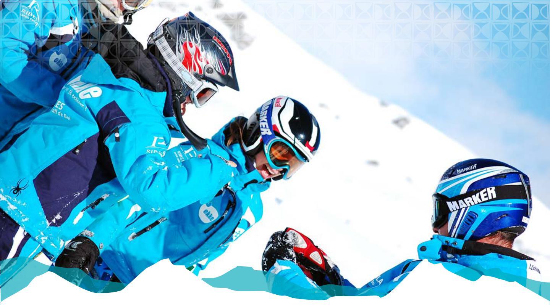 Aprèn a esquiar