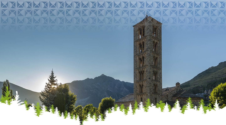 església vall de boí