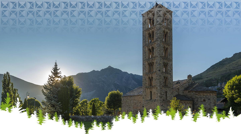 La máxima expresión del arte románico catalán