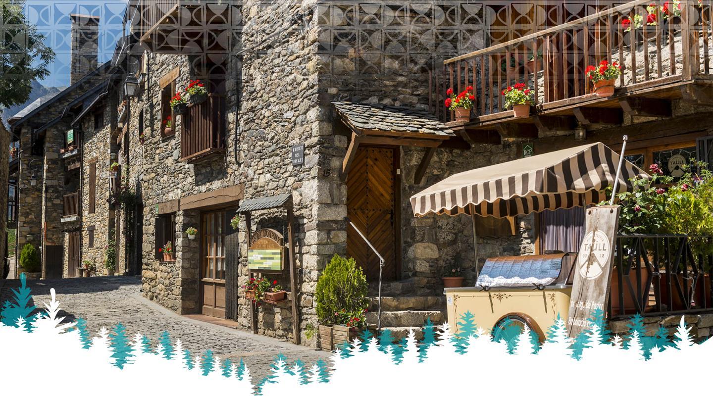 Pobles amb encant Vall de Boí